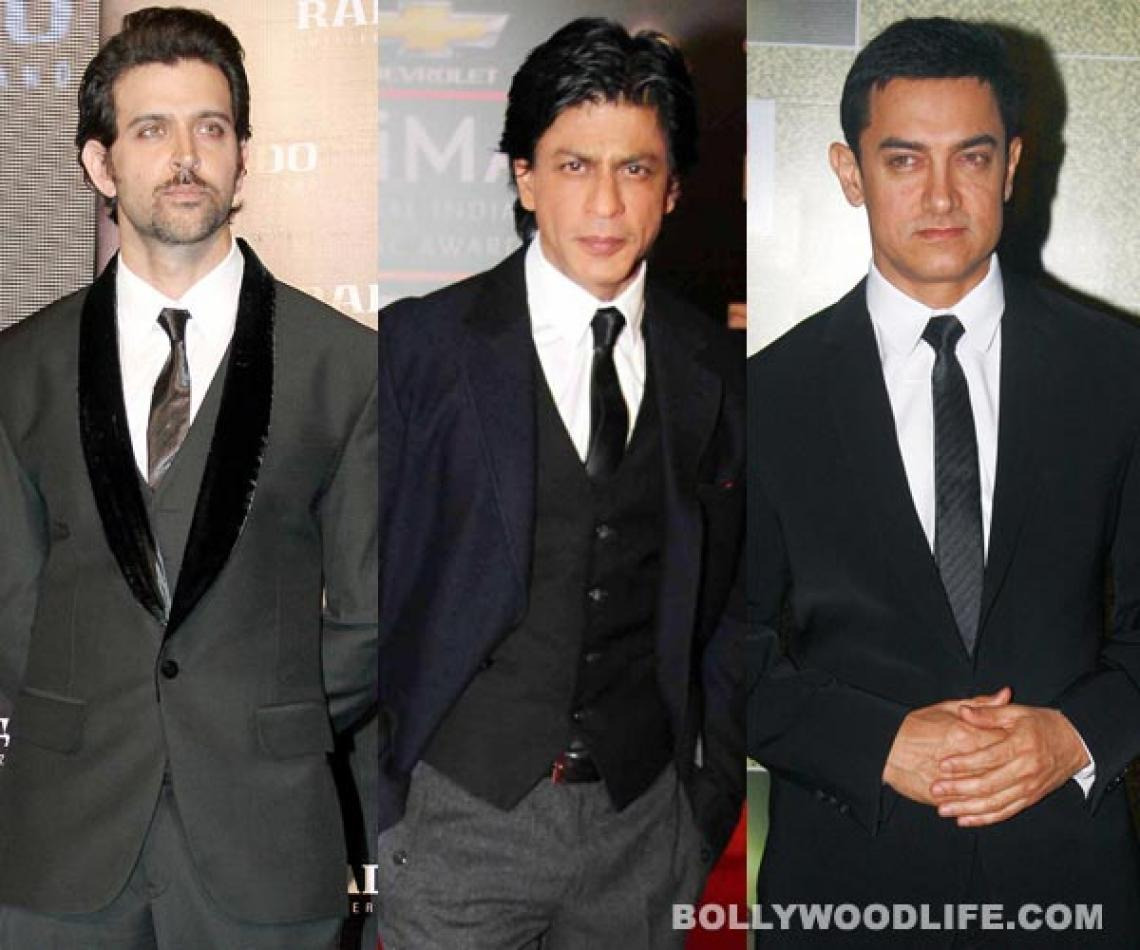 Aamir Khan, Shahrukh Khan or Hrithik Roshan: Who will star in Steven