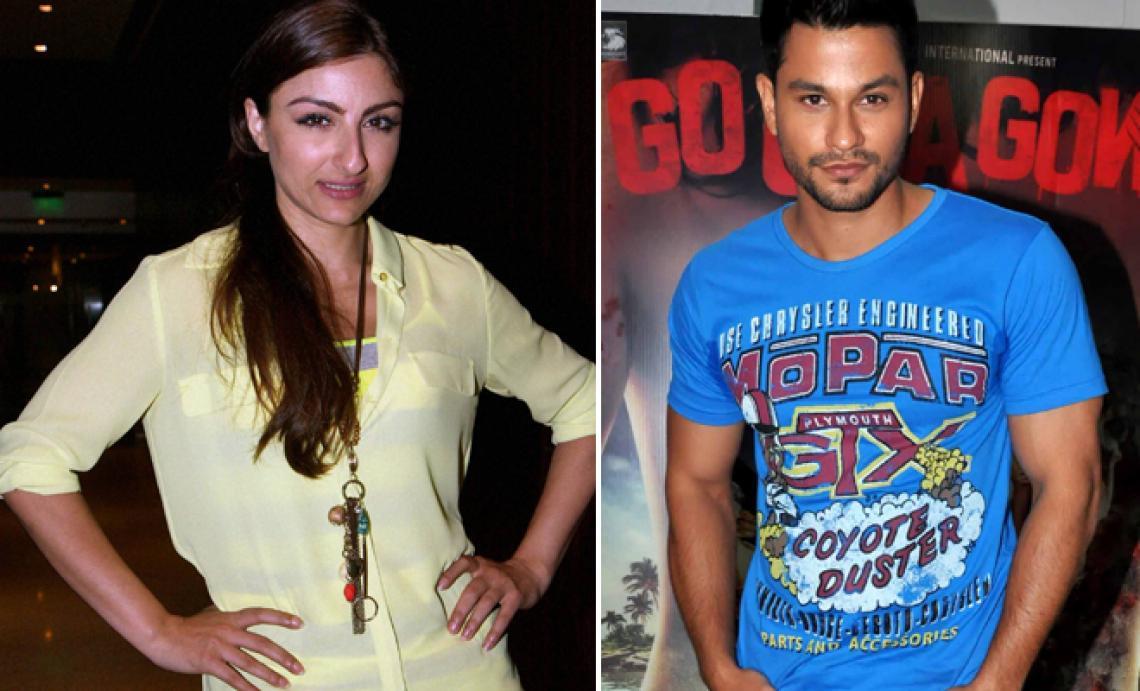 Soha Ali Khan And Siddharth Rumours Have It That Saif Ali